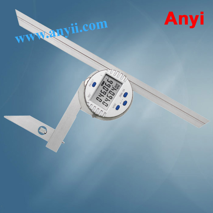 Digital Universal Protractor (421-101)