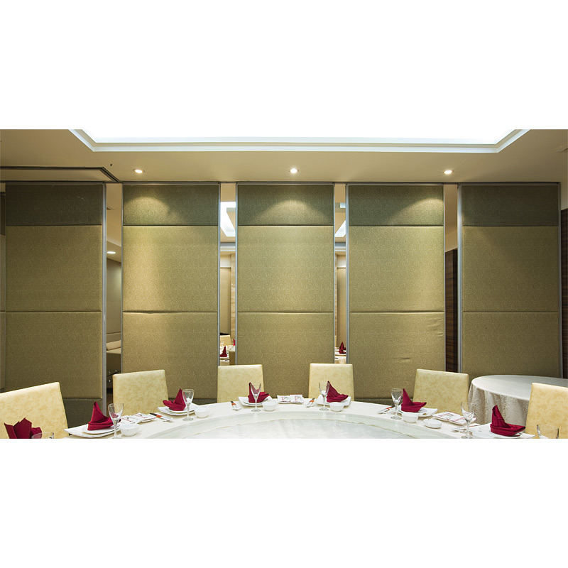 New Designed Acoustic Partition Wall