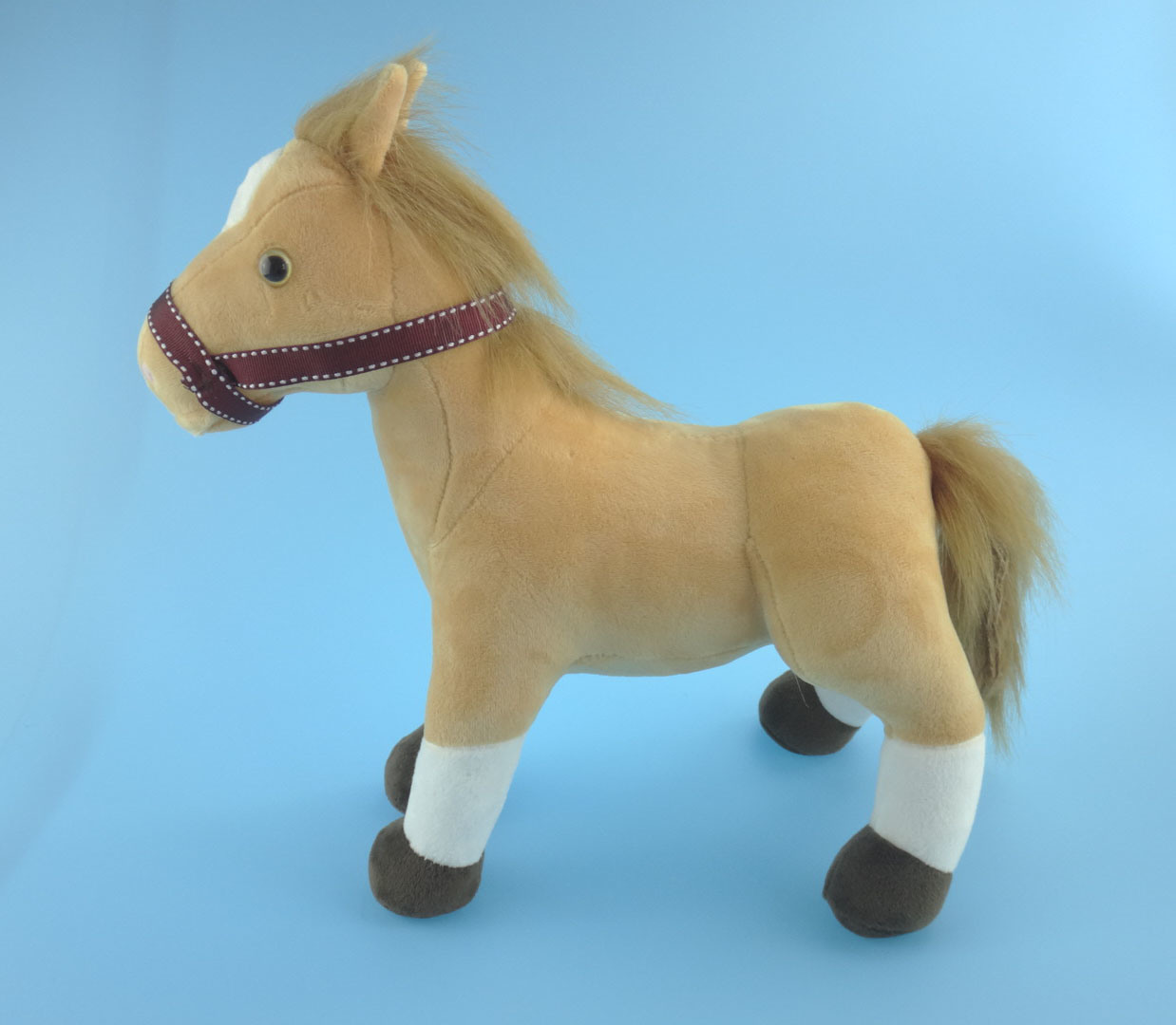Soft Stuffed Plush Toy Horse