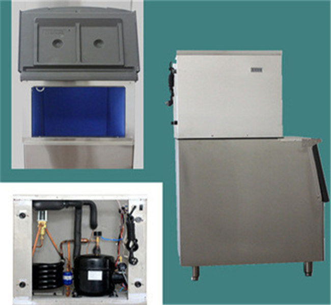 Cube Ice Machine/Flake Ice Machine /Useful Make Ice Machine