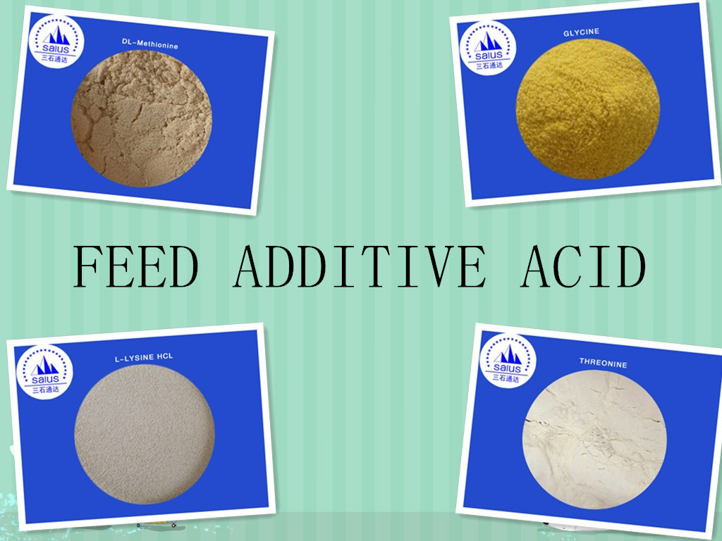 Feed Additive Acid with Free Sample