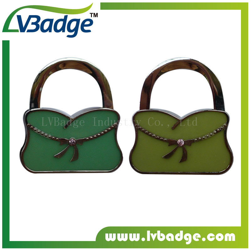 Promotion Foldable Metal Purse Bag Hanger