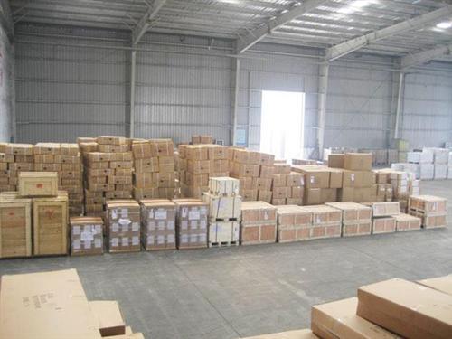 Gift Storage in Shenzhen Bonded Warehouse