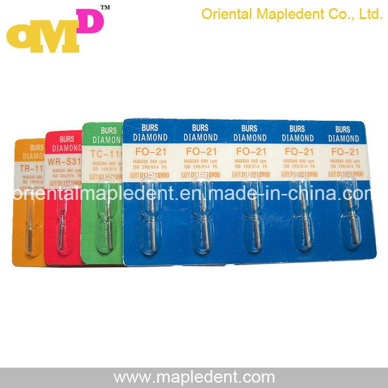 High Quality Dental Equipment Dental Diamond Burs