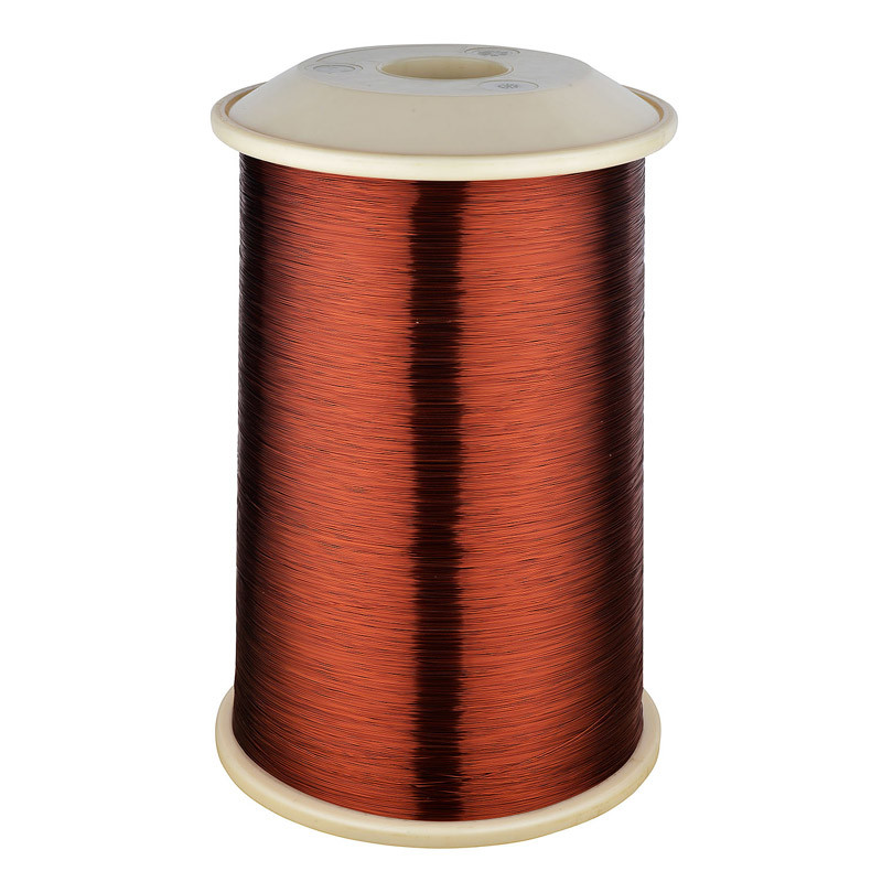 Polyesterimide Magnet Wire Overcoated by Polyamide-Imide