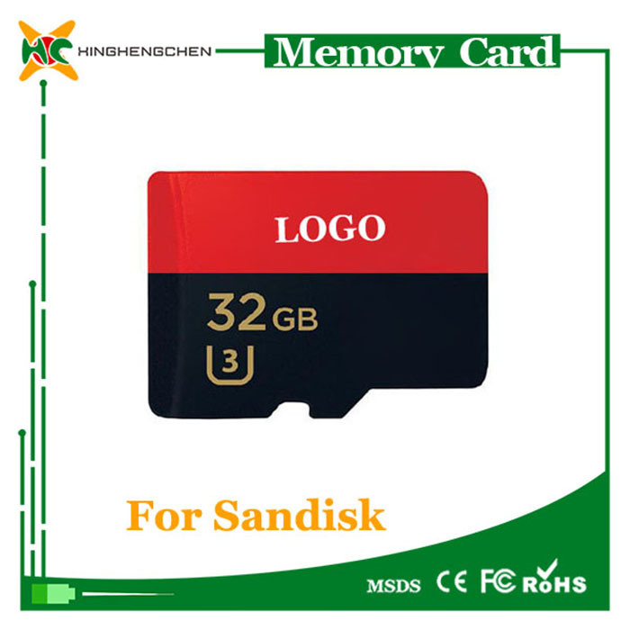 Full Capacity Micro SD Card 32GB 64GB 128GB Microsd Memory Card Wholesale