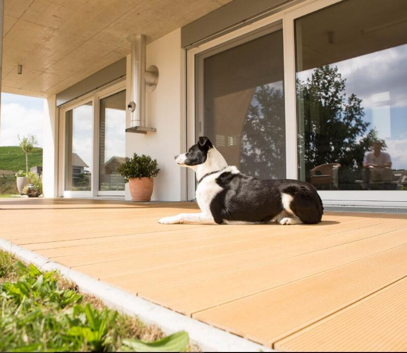 High Quality Outdoor WPC Decking