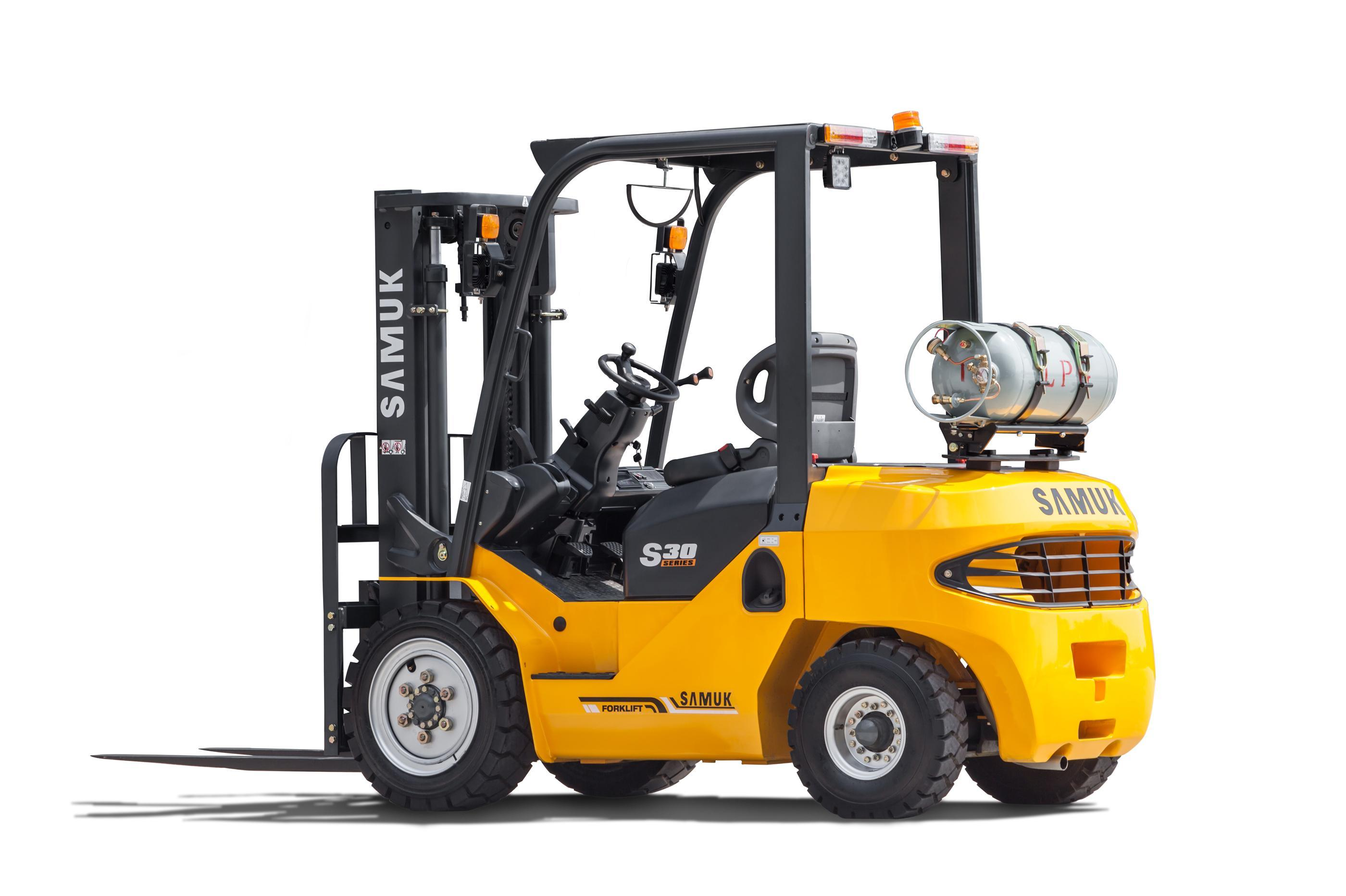 Gasoline LPG Forklift 1.5-3.5ton
