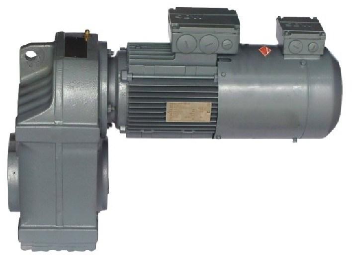 F Series Geared Motor