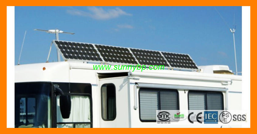 500W off Grid Solar Power Station for RV