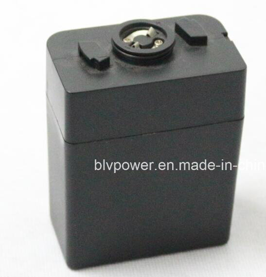 14.4V 5.2ah Military Walkie-Talkie Battery 18650 Li-ion Samsung Battery 4s2p