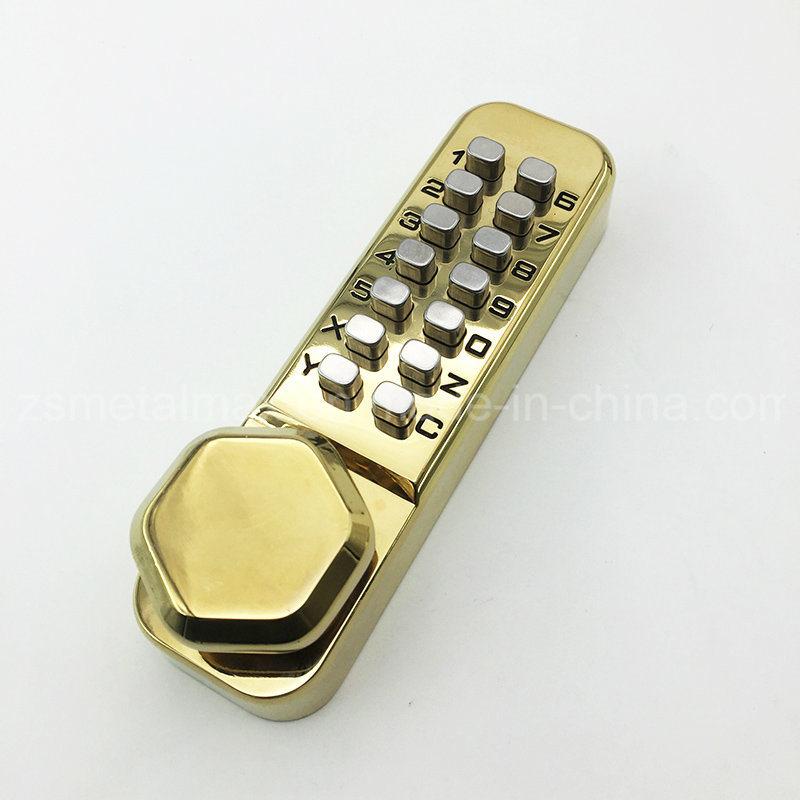 Mechanical Security Push Button Combination Keyless Door Code Lock (ML201)