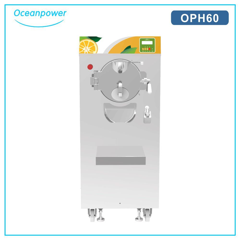 Hard Ice Cream Machine (Oceanpower OPH60)