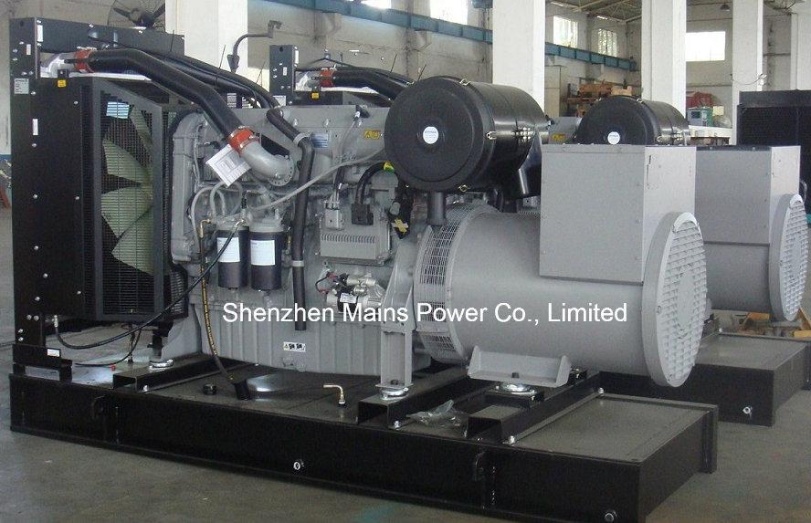 400kw 500kVA UK Industrial Diesel Generator Standby Rate 550kVA