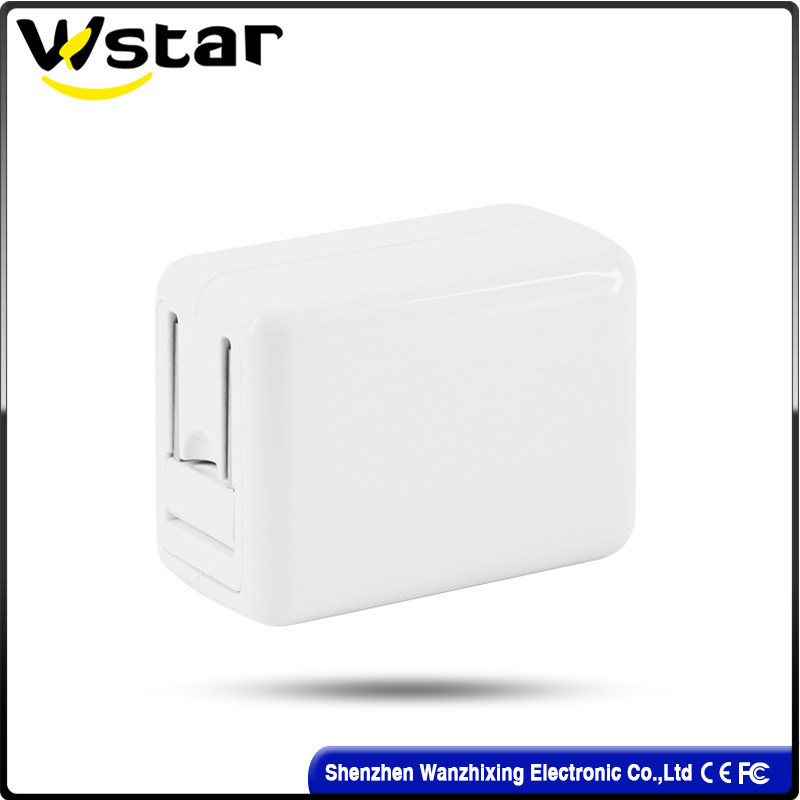 2.1A Universal Travel USB Wall Charger for Cell Phone