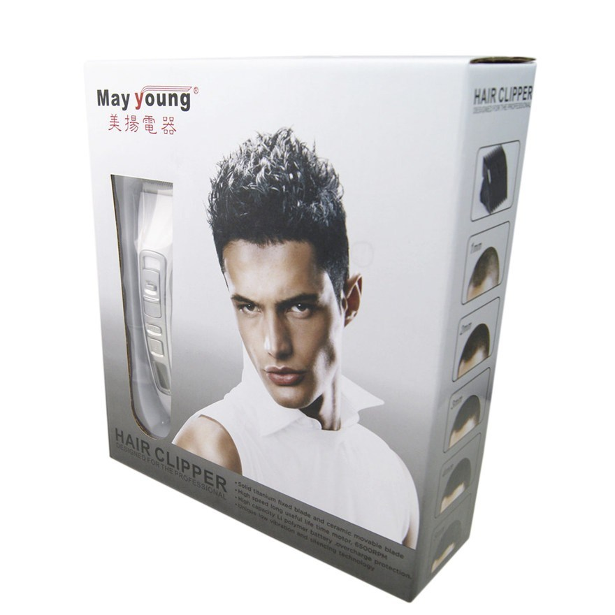 Wholesale Adjustable Cord & Cordless Ceramic Hair Clipper