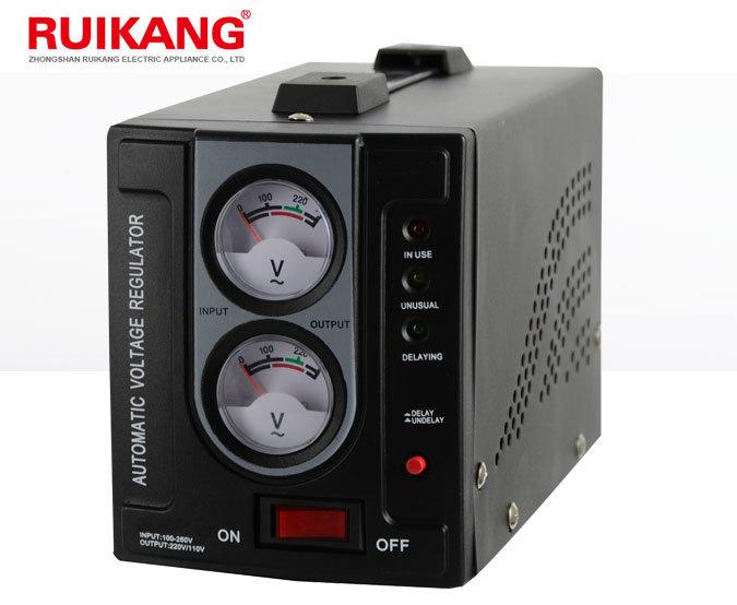 AC Regulated Power Supply 220V 50/60Hz Single Phase Voltage Stabilizer
