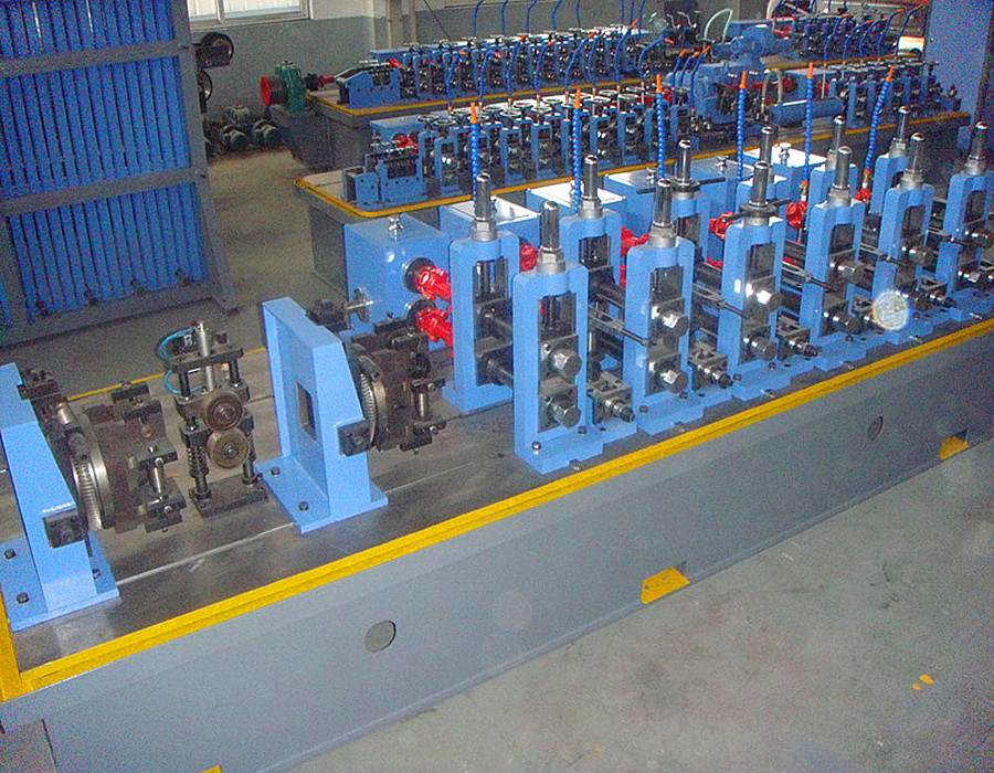 Wg50 High Frequency Tube Making Machine