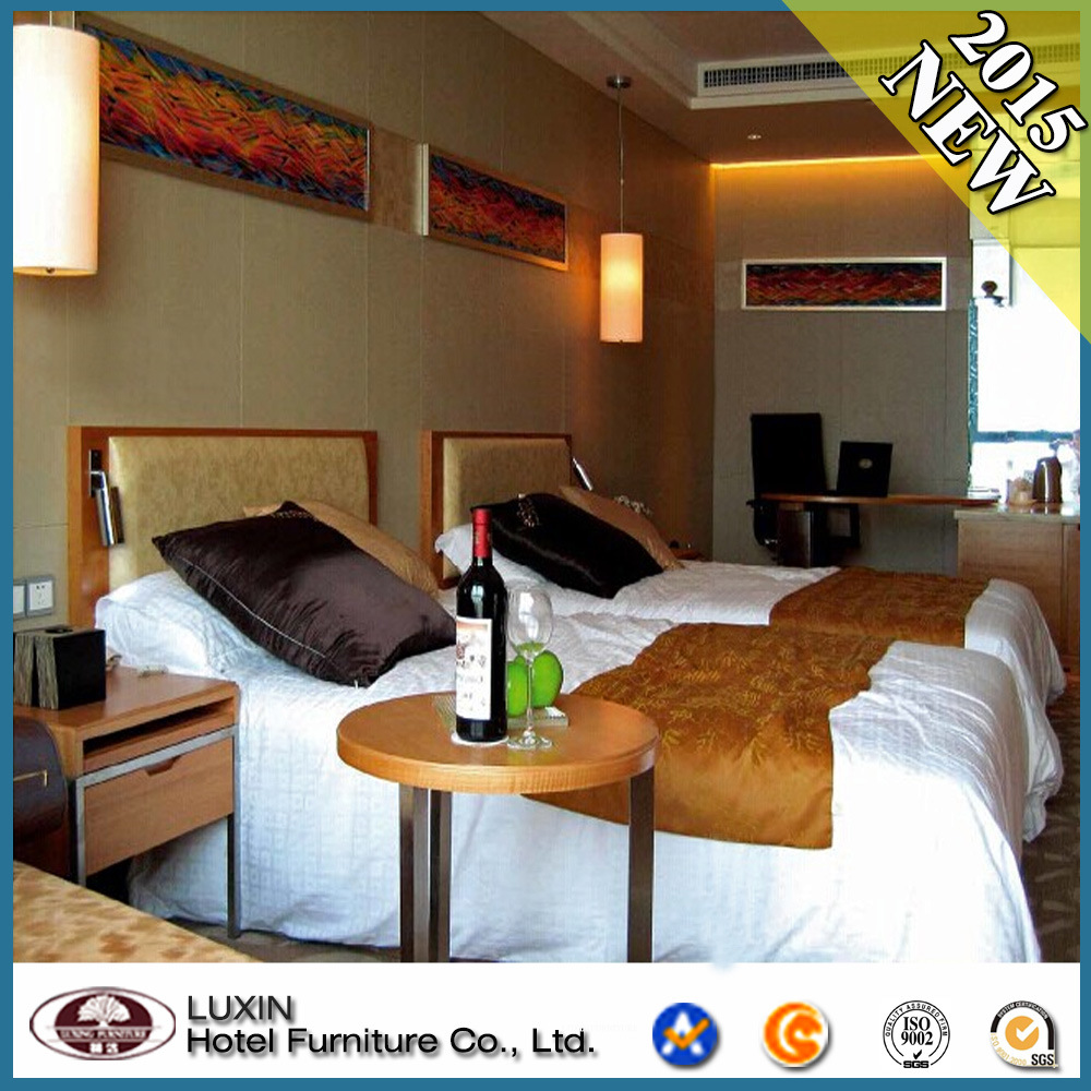 china 2015 new hot products hotel bedroom set furniture
