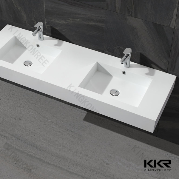 Bathroom Sink Countertop One Piece : ... of Corian Acrylic Solid Surface One Piece Bathroom Countertop Sink