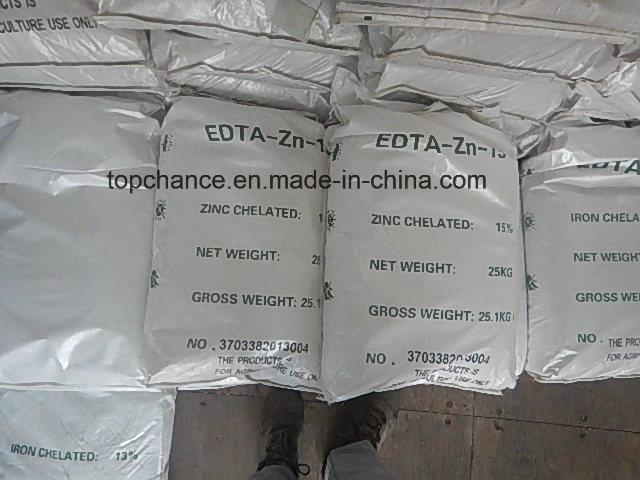 Good Quality EDTA-Zn (EDTA-ZnNa2) with Good Price