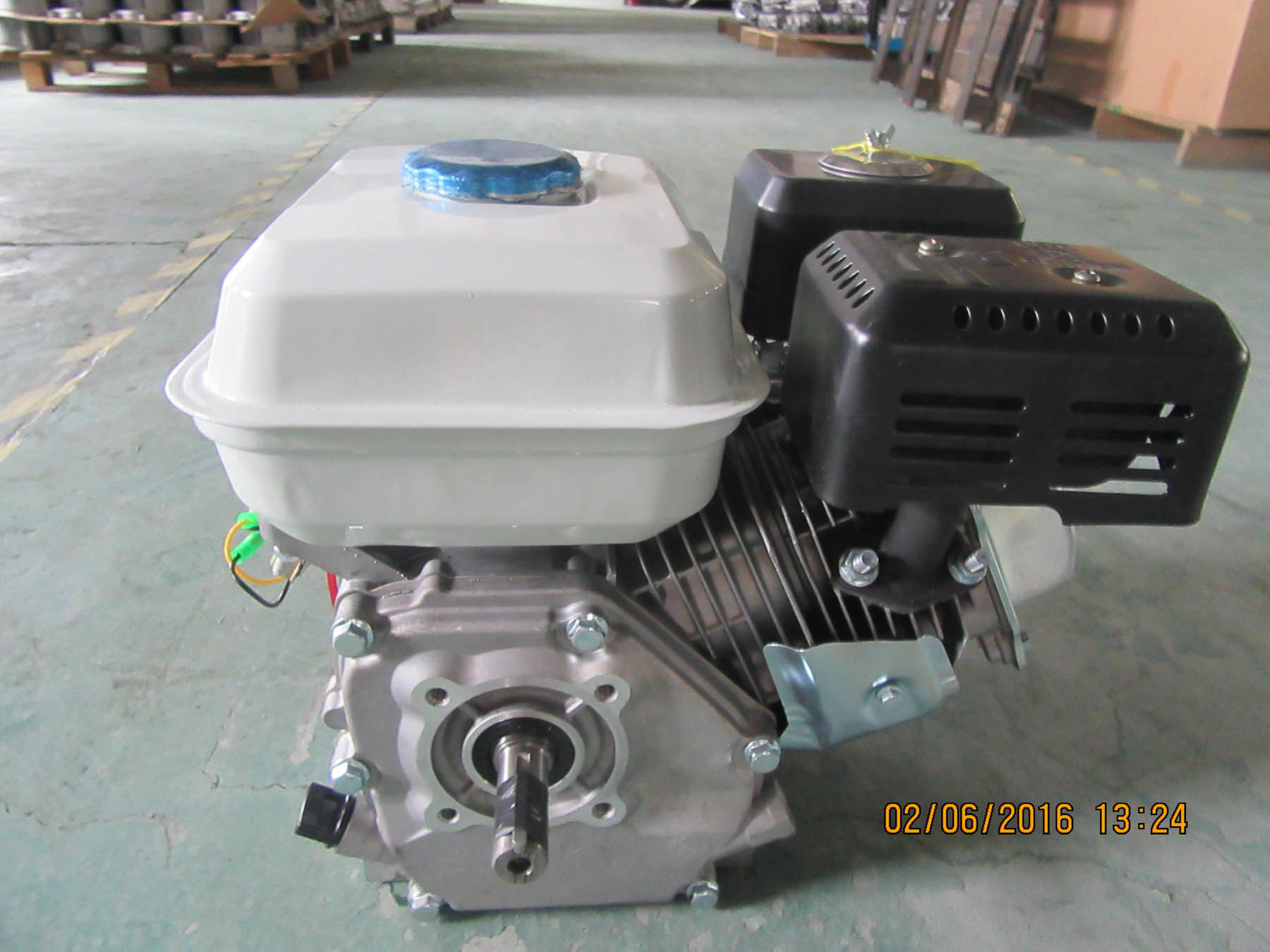 15HP High Quality Gasoline Engine for Power Productions