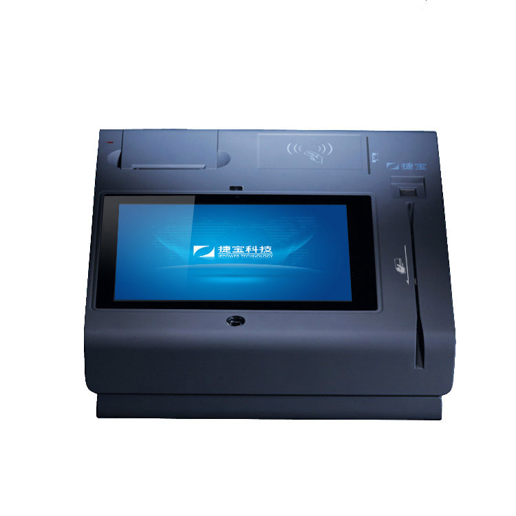 Checkout Machine/Checkout Payment Machine/Jepower Quad-Core Android Checkout Payment Machine