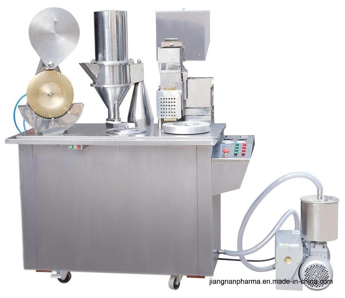 Semi-Automatic Capsule Filling Machine (CGN-208D)