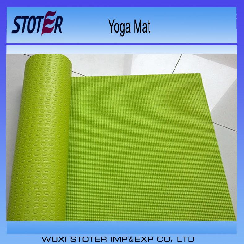 OEM Exercise Fitness Custom Color EVA TPE NBR Yoga Mat