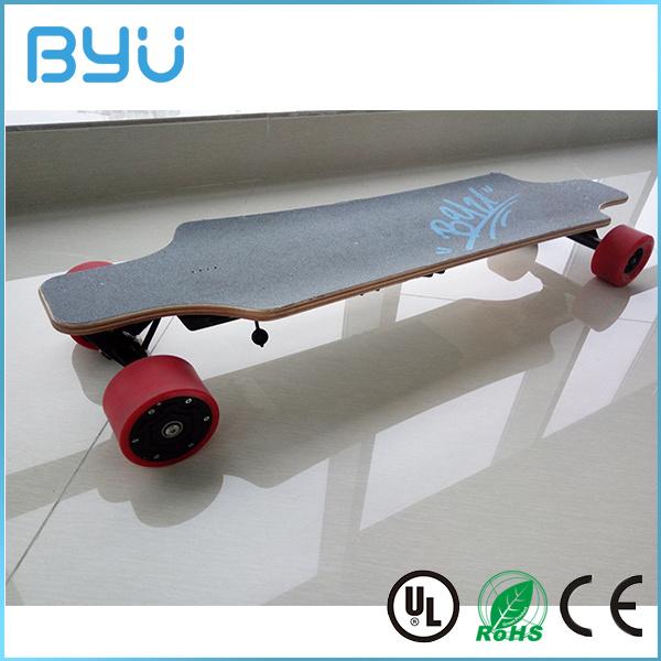 2016 Wholesale Mini 4 Wheels Electric Skateboard Longboard