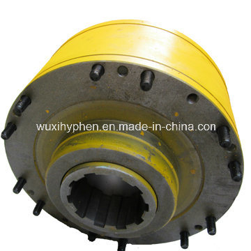 Hydraulic Motor Low Speed 1qjm02 Series