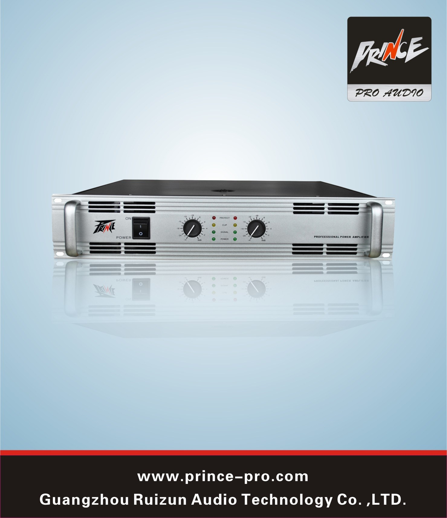 Professional Power Amplifier Ls Series