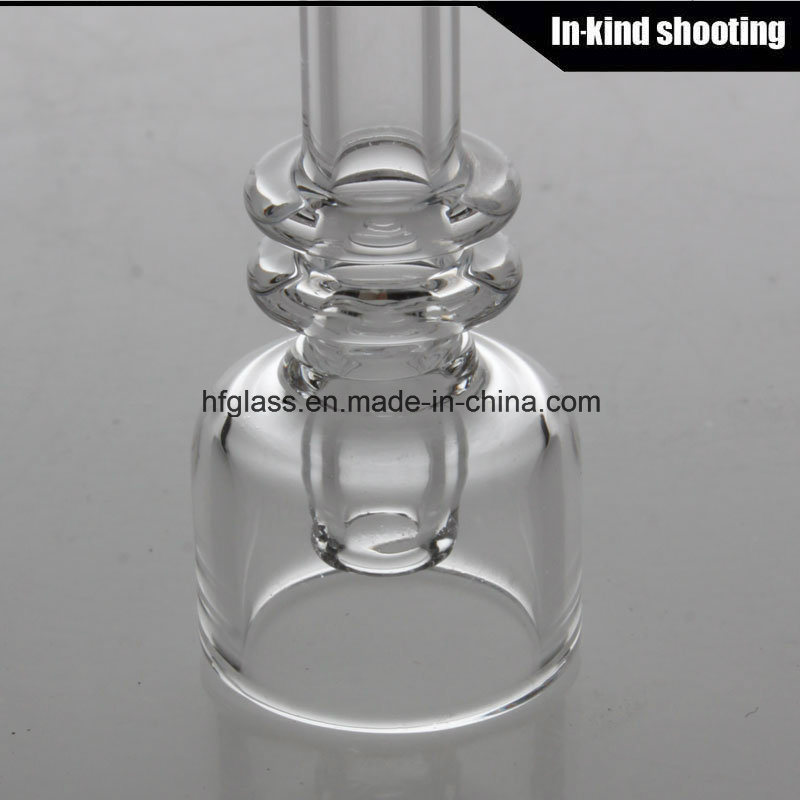 Domeless Quartz Nail for Sale, Fit 10mm 14mm 18mm Male Ground Joint