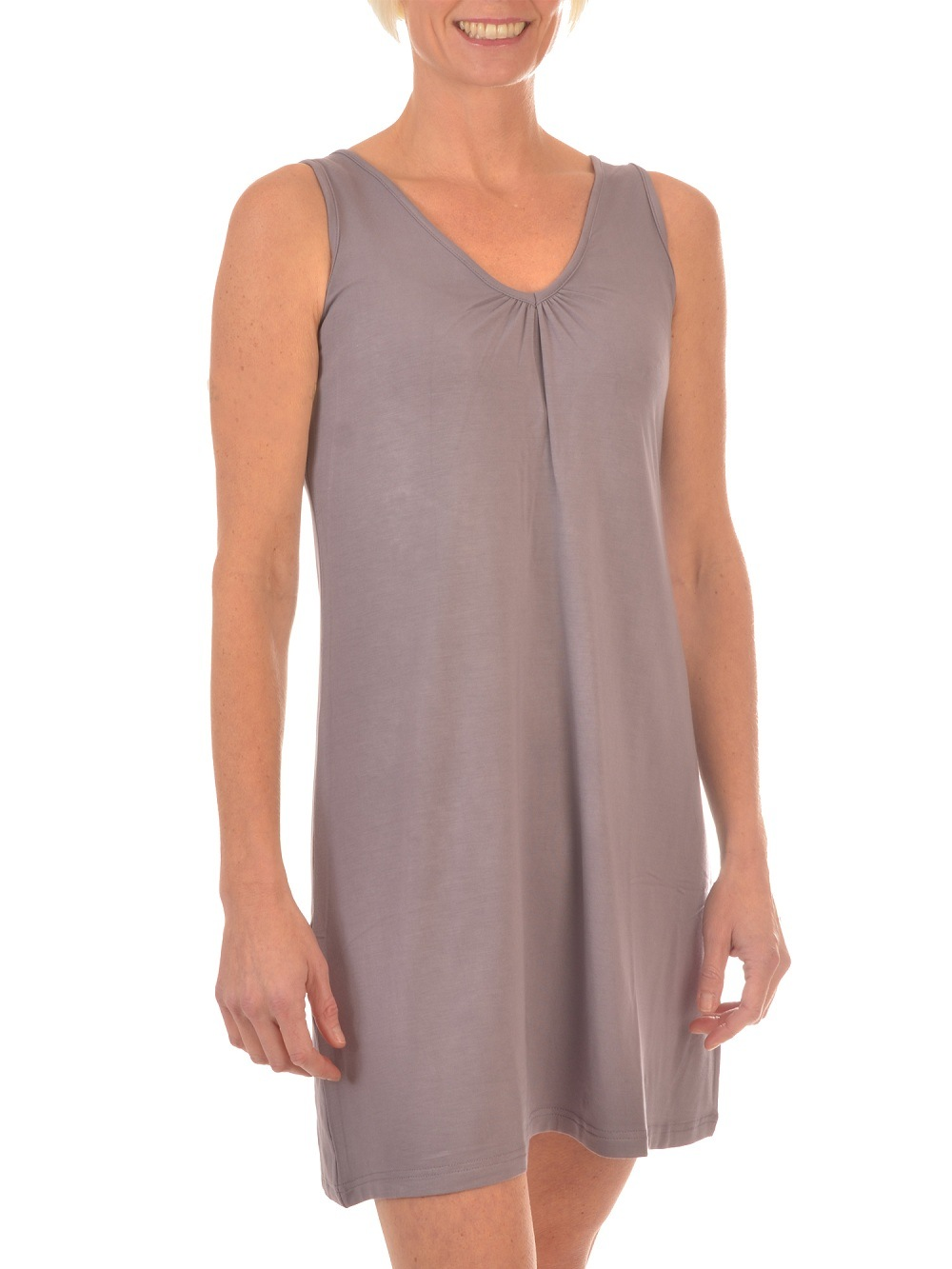Bamboo Women′s Sexy Soft Nightgown
