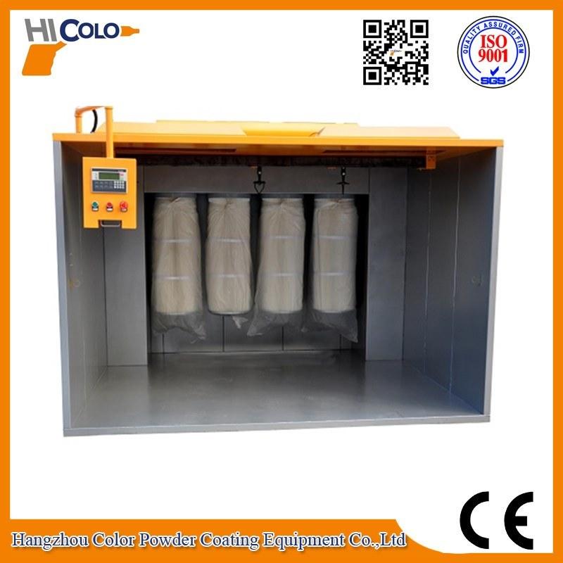 Manual Electric Powder Coating System Sistema De Pintura En Polvo