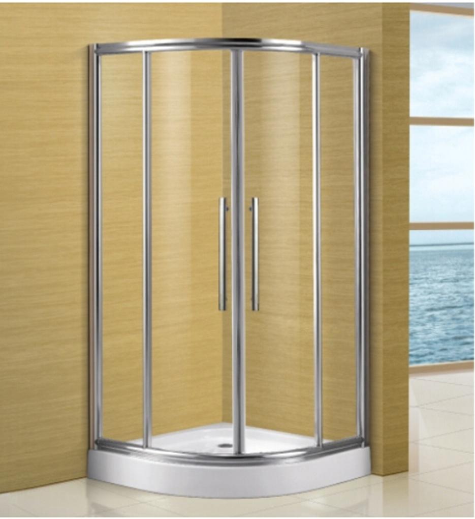 Shower Room\Simple Aluminium Frame Shower Room