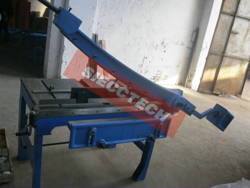 GS Type Hand Guillotine Shear Machine