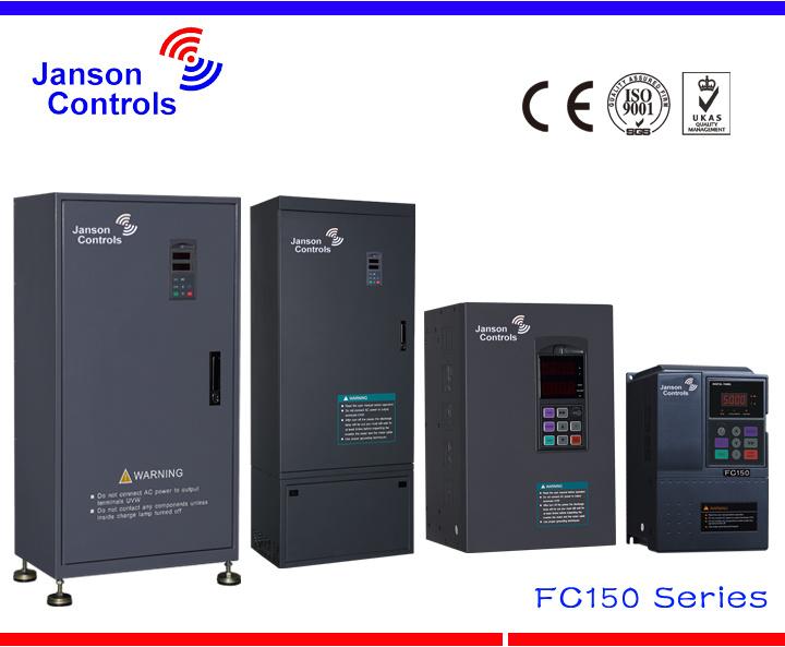 FC150 Series 220V~380V Frequency Inverter 0.4kw~500kw 3phase
