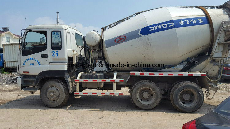 Used Isuzu Transit Mixer Truck