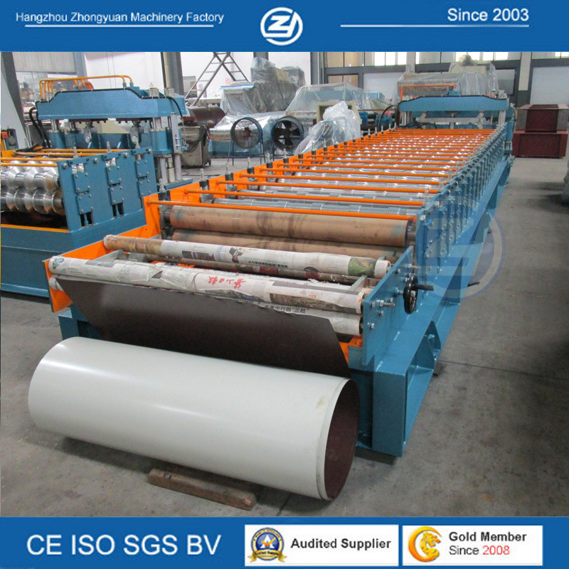 Glazed Tile Roll Forming Making Machine