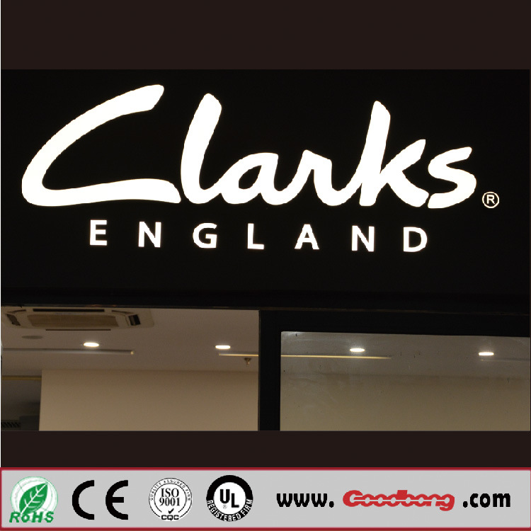 Custom Hight Quanlity Wall Mounted Alloy Daytime Lighting LED Illuminated Letter Signs