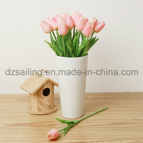 Sweet Mini Tulip Artificial Weddding Flower for Decoration (SW01502)