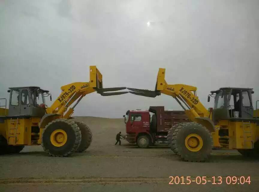 32ton Stone Block Handler for Sale