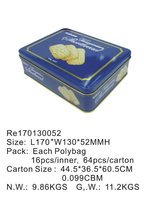 Hotsale Colorful Gift Tin Box with Printing Custom Artwork