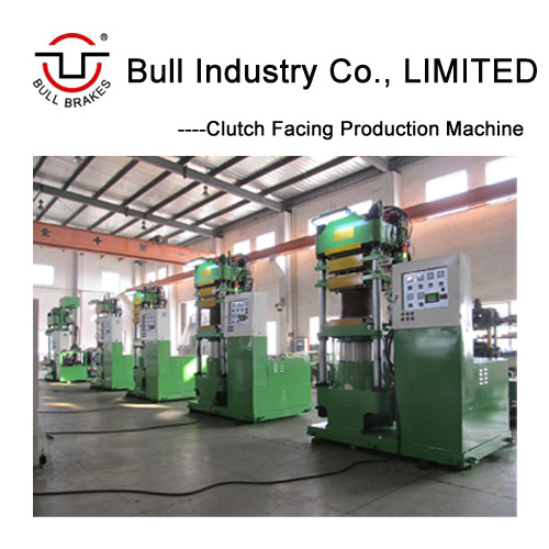 Clutch Facing Making Machine for Hot Press with Advanced Technology