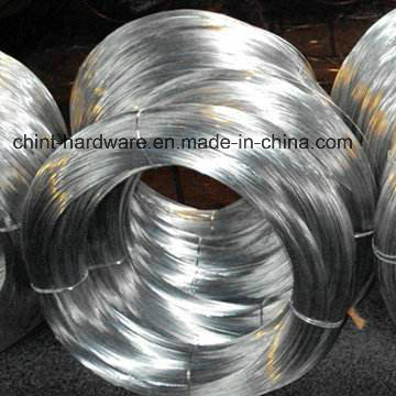 Hot-Dipped Galvanized Iron Wire / Electro Galvanized Binding Wire Tie Wire for Construction Factory Directly Supply