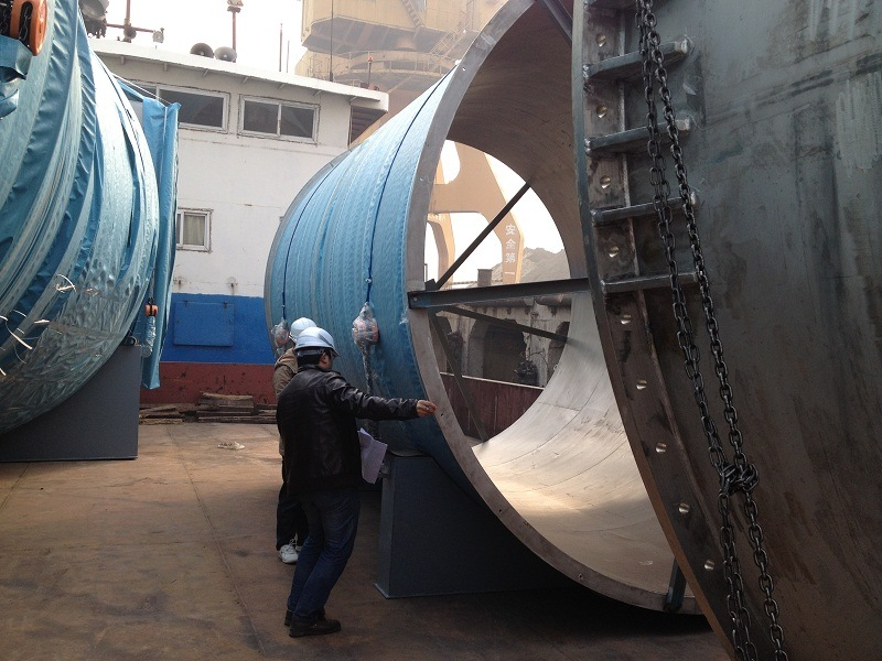 Professional Break Bulk Cargo Shipping From Shanghai to Overseas Port