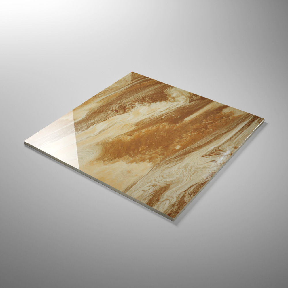 Three Color Stone Porcelain Floor 3D Inkjet Tile