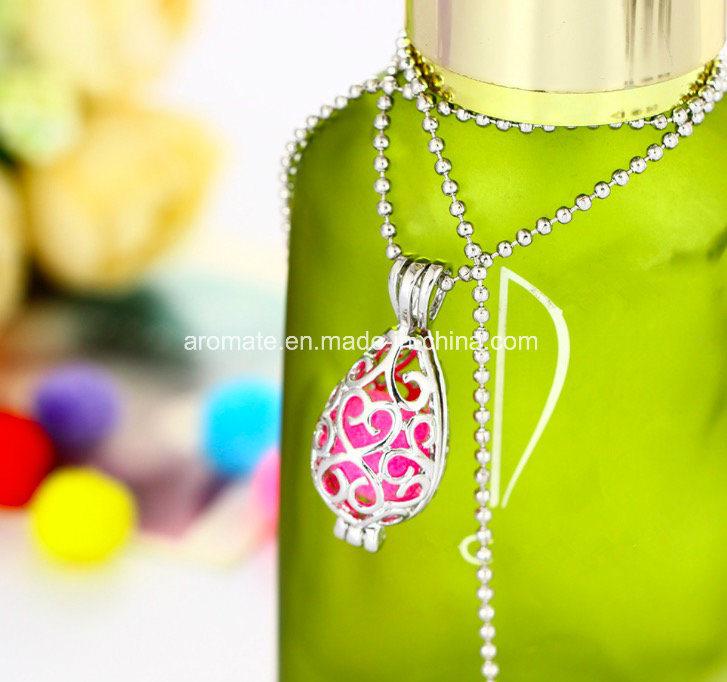 Decorative Essential Oil Diffuser Aroma Necklace (AL-05)