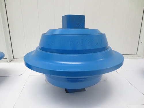 Tianyou Single Disc Hobbing Cutter for Herrenknecht Machine